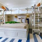 кровати для троих детей виды идеи