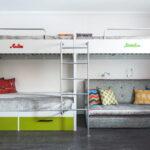 кровати для троих детей виды дизайна
