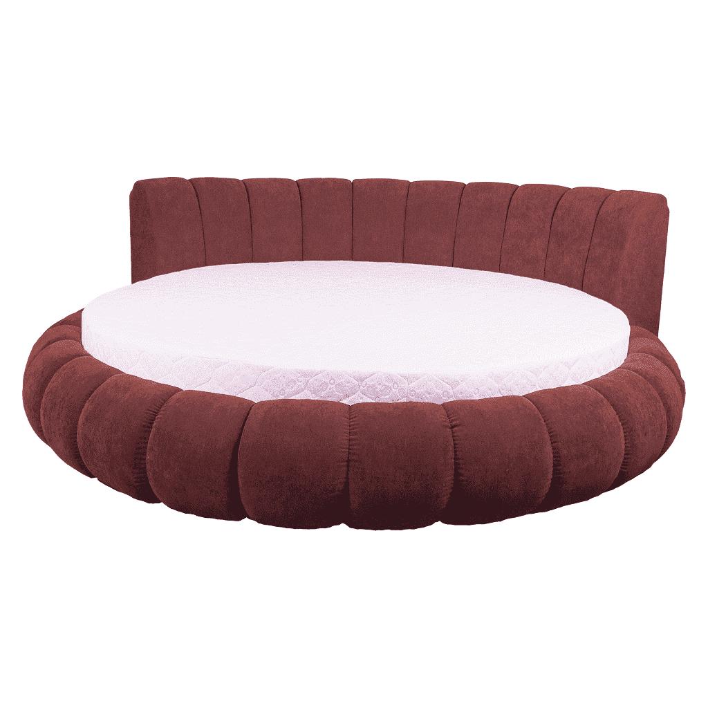 при выборе круглой кровати