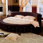 круглая кровать в зал
