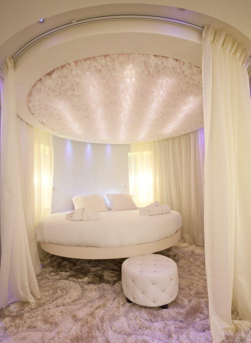 картинки спален с круглыми кроватями фото обучения