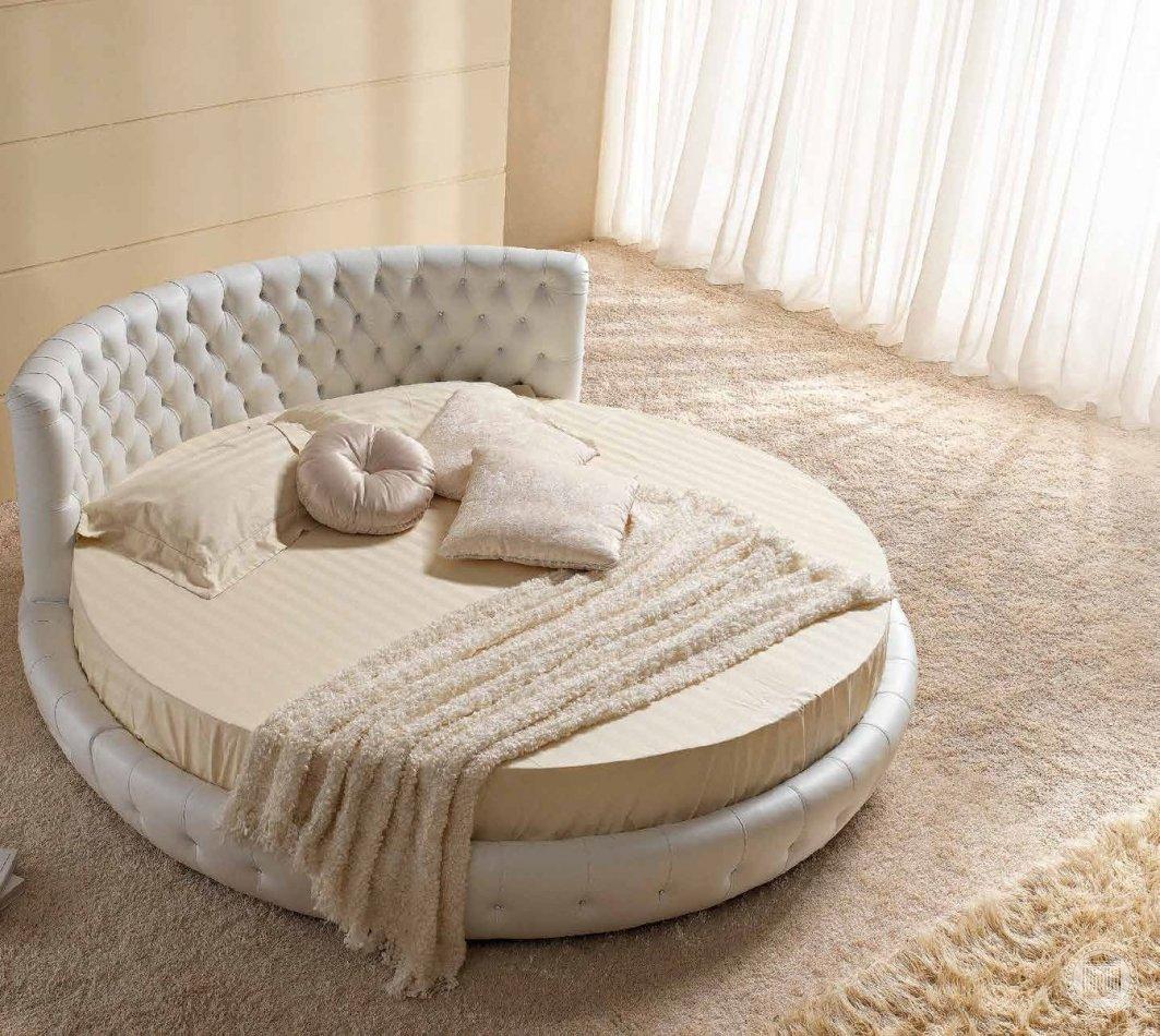 будто фото красивых кроватей круглых схему генератора