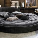 круглая кровать для пары
