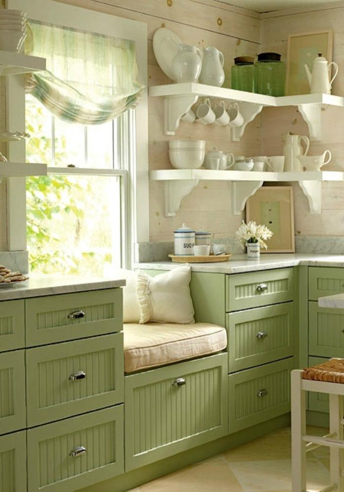 Простой дизайн кухни своими руками фото