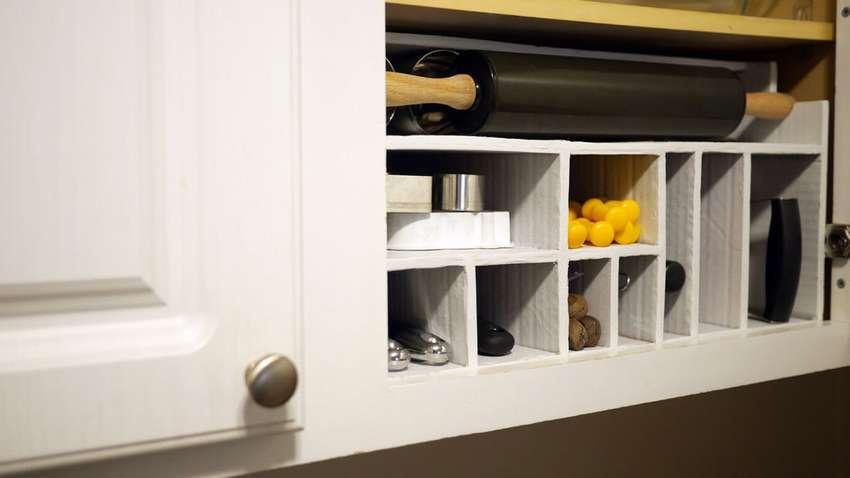 кухонный шкаф своими руками дизайн