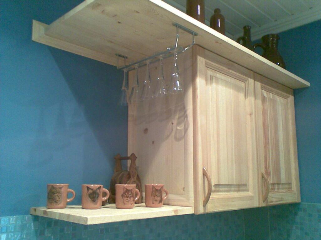отделка кухонных шкафов руками фото