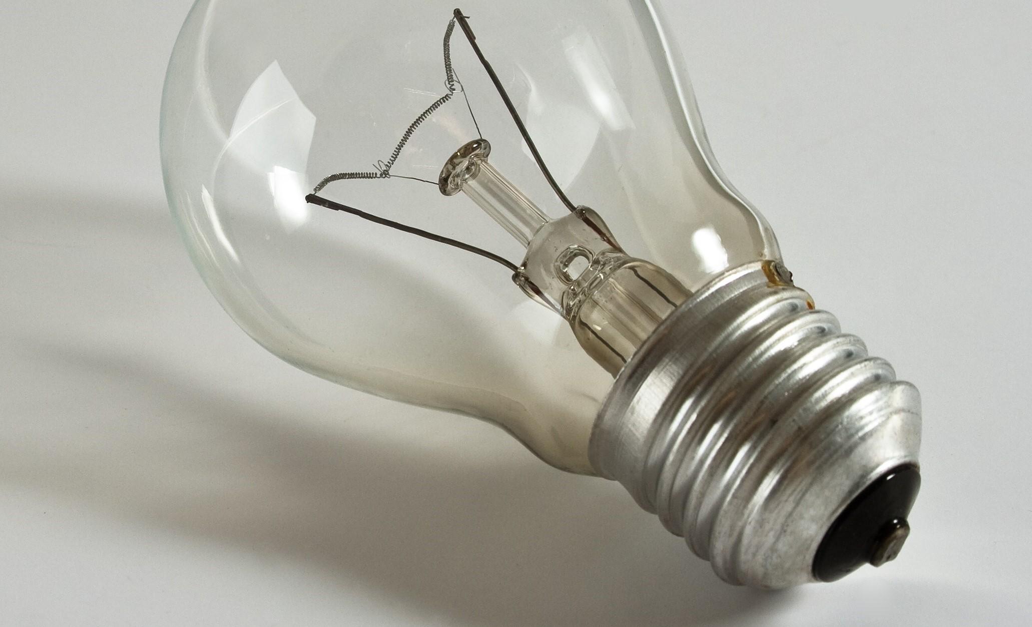 Большие картинки лампочек