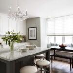 лампа над кухонным столом идеи дизайна