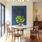 лампа над кухонным столом идеи интерьера