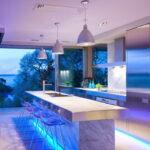 лампа над кухонным столом идеи