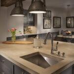 лампа над кухонным столом виды