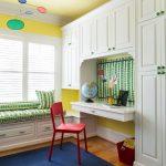 мебель для маленькой детской комнаты дизайн идеи