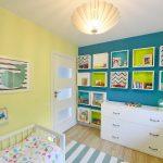 мебель для маленькой детской комнаты идеи дизайн