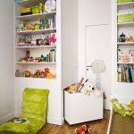 мебель для маленькой детской комнаты идеи дизайна