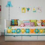 мебель для маленькой детской комнаты фото декор