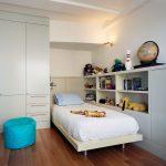 мебель для маленькой детской комнаты идеи декор