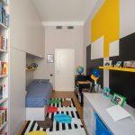 мебель для маленькой детской комнаты идеи декора