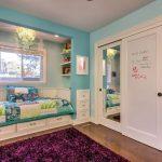 мебель для маленькой детской комнаты фото