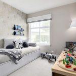 мебель для маленькой детской комнаты интерьер