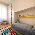 мебель для маленькой детской комнаты интерьер фото