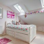 мебель для маленькой детской комнаты интерьер идеи