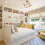 мебель для маленькой детской комнаты идеи интерьер