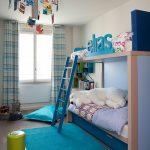 мебель для маленькой детской комнаты оформление фото