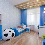 мебель для маленькой детской комнаты фото оформления