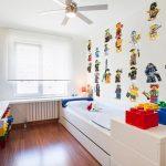 мебель для маленькой детской комнаты оформление идеи