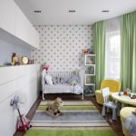 мебель для маленькой детской комнаты идеи оформления