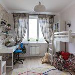мебель для маленькой детской комнаты варианты фото