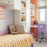 мебель для маленькой детской комнаты фото вариантов
