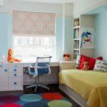 мебель для маленькой детской комнаты идеи фото