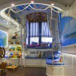 мебель для маленькой детской комнаты виды