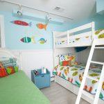 мебель для маленькой детской комнаты обзор