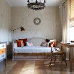 мебель для маленькой детской комнаты виды декора