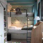 мебель для маленькой детской комнаты дизайн