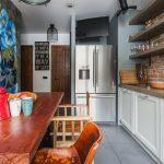 мебельный гарнитур на кухне декор идеи