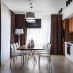 мебельный гарнитур на кухне идеи декор
