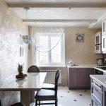 мебельный гарнитур на кухне фото