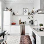 мебельный гарнитур на кухне интерьер фото