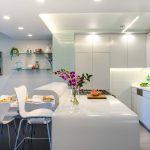 мебельный гарнитур на кухне идеи интерьер