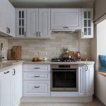 мебельный гарнитур на кухне идеи оформление