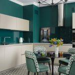 мебельный гарнитур на кухне варианты