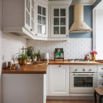 мебельный гарнитур на кухне варианты фото
