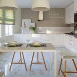 мебельный гарнитур на кухне идеи вариантов