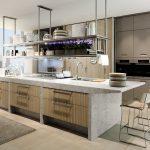 мебельный гарнитур на кухне фото виды