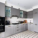 мебельный гарнитур на кухне идеи виды