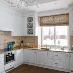 мебельный гарнитур на кухне обзор