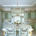 мебельный гарнитур на кухне фото идеи